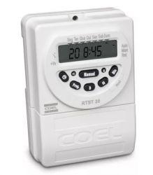 Programador Interruptor Horario Rtst-20hp-p 100 A 240v Coel