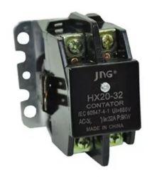 Contator Jng Hx20-32 Bipolar 32a 2p 220v