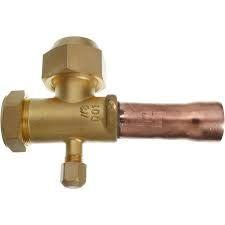 Válvula de serviço p/ condensador 7/8 (porca)